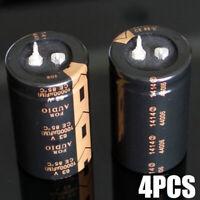 One Pair -10000uF 80V 40x75mm Capacitor Electrolytic Audio 10000 MFD 80V