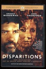 DESAPARICIONES FORZADAS Christopher HAMPTON Antonio BANDERAS/Emma THOMPSON DVD