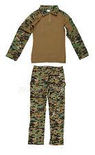 TACTICAL COMBAT UNIFORM USMC GEAR JACKET PANTS TROUSERS SIZE XL-34321