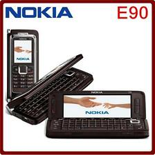 Original 100% NOKIA E90 Mobile Cell Phone 3G GPS Wifi 3.2MP Bluetooth Smartphone