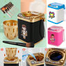 Mini Electric Washing Machine Toy Pre School Toy Wash Makeup Brushes Sponges F1F
