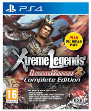 Dynasty Warriors 8 Xtreme Legends Complete Edition + Bonus DLC (Playstation 4)
