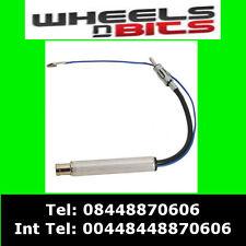 CT27AU08 per Seat Toledo 91-04 Amplified ISO-Din Antenna Adattatore Antenna
