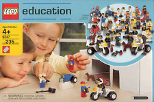 *NEW* Lego Education 9247 COMMUNITY WORKERS Minifigs Minifigures