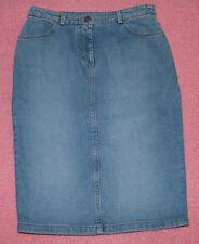JOOP Jeans Rock  Gr. 40   *TOP*  JOOP! mit Gehschlitz