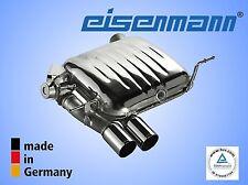 Eisenmann bmw e87 130i 2x70mm el original!
