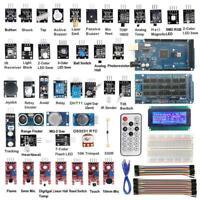MEGA2560 R3 40 Sensor Modules Starter Kit IIC LCD Buzzer Display for Arduino_