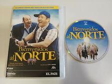 BIENVENIDOS AL NORTE DVD + EXTRAS DANY BOON ESPAÑOL FRANCAIS