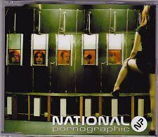 National Pornographic - CD (4 x Track + Film Clip 2003)
