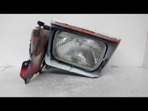 1990 Toyota Supra Left(Driver) Side Head Light