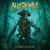 ALESTORM No Grave but the Sea  2 CD