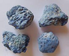 AZURITE BLUE POWDERY MINERAL SPECIMEN 40mm