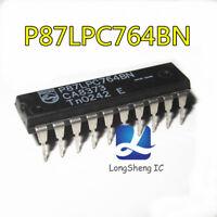 1PCS P87LPC764BN,112 IC 80C51 MCU 4K OTP 20-DIP P87LPC764BN P87 87L new