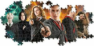Clementoni - Harry Potter and the Half Blood Prince Panorama Puzzle 1,000 pieces