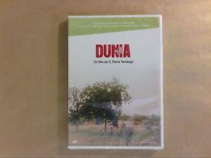DVD RARE CINEMA AFRICAIN / DUNIA / S. PIERRE YAMEOGO / NEUF SOUS CELLO