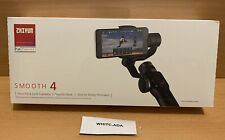 Zhiyun Smooth 4 New Gimbal Stabilizer 3-Axis for Smartphone Mobile 210g Payload
