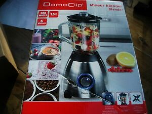 DOMOCLIP DOM171A Blender classique - Inox NEUF EMBALLE