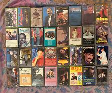 Latin Salsa Cassette Tape Lot (65) Wi, Selena, Eddie Palmeri, Celia Cruz,