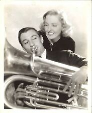 *Frank Capra's MR. DEEDS GOES TO TOWN (1936) Gary Cooper Plays Tuba Jean Arthur