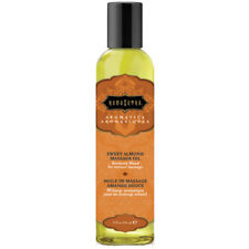 Kama Sutra Aromatic Massage Oil - Sweet Almond - 8 Fl Oz