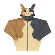 Pokemon Center Original HALLOWEEN GALAR GARDEN Reversible Hoodie Morpeko L Size
