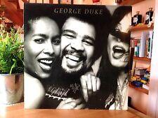 "George Duke   ""Reach For It""  Vinyl  LP"