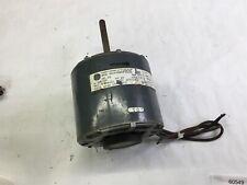 Ge 5Kcp39Mgf953S 1/2 Hp 208-230 V, 1075 Rpm, Hvac Single Phase Motor