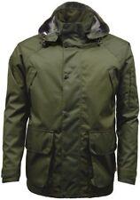 Vestes et manteaux vert pour la pêche