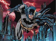 DC Comics: Batman Forever Fertig-Bild 60x80 Wandbild