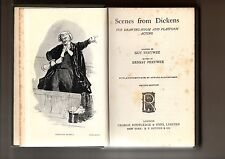 DICKENSIANA DICKENS DICTIONARY PIERCE WHEELER SCENES FROM PICKWICK PERTWEE