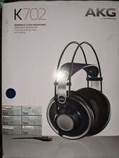 AKG K702 Studio Headphones. Tested working