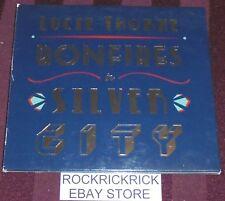 LUCIE THORNE - BONFIRES IN SILVER CITY -10 TRACK CD- (DIGIPAK) LSR09