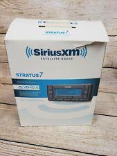 New ListingStratus 7 Satellite Radio Sirius Xm Car Portable Dock Vehicle Kit Antenna Music