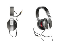 NEW FOCAL SPIRIT ONE S DYNAMIC CLOSED BACK ENHANCED BASS HEADPHONES WITH REMOTE
