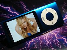 Blue iPod™ Nano 5th Gen 16GB & Accessories - NEW BATTERY - Your iPod Wizard
