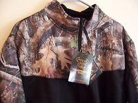 Men's XXL TrueTimber Camo Shirt - NEW - polyester