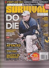 AMERICAN SURVIVAL GUIDE MAGAZINE Vol.3 #1 APRIL/MAY 2014.