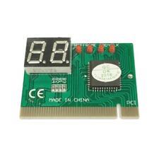 2 Digit PC PCI Diagnosekarte Motherboard Analyzer Tester Post für Desktop HS