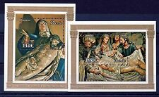 Niue 1979 Easter Childrens Charity MNH set of 2 sheetlets