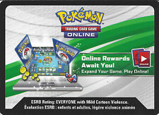 POKEMON: ONLINE CODE CARD FROM THE 2014 PYROAR COLLECTORS BOX