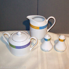Mary Kay Porcelain Hostess Set - COURAGE BELIEF ENTHUSIASM COMMITMENT