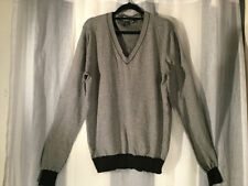 Unbranded Cotton V-Neck Jumpers for Men