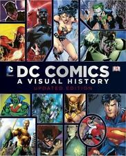 DC Comics A Visual History by Daniel Wallace, Alan Cowsill