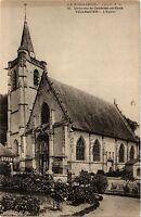CPA Environs de Caudebec en Caux, Villequier-L'Eglise (349027)