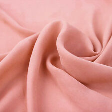 75+ Colors Solid Wool Dobby Chiffon Fabric by The Yard