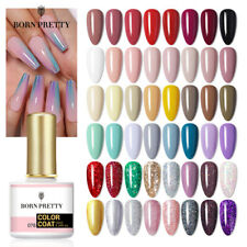 10ml BORN PRETTY Soak Off UV Gel Nail Polish Glitter Sequins Nail Gel Varnish