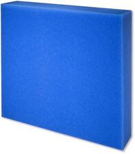 JBL Filterschaum blau fein  50 x 50 x 2,5 cm Filtermatte für Salz,-und Sü�Ÿwasser