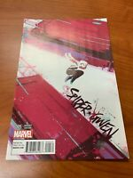 Marvel Direct Spider-Gwen 5 Variant Edition SDCC Aja Convention Exclusive 2015