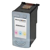 CL41 for Canon CL-41 Color Ink Cartridge PIXMA MP450 iP6210D iP6220D MX310 MX300