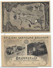 CARTOLINA EDIZIONI CARTOLINE BRUNNER 300/A